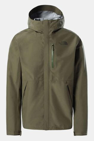 The North Face Dryzzle Futurelight Jas Middenkaki