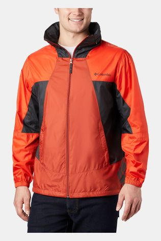 Columbia Point Park Windbreaker Roest