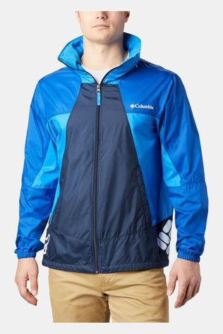 Columbia Point Park Windbreaker Marineblauw