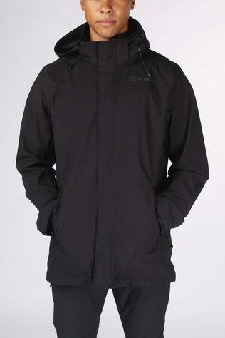 Our Planet Relief Wp Jacket 2 Layer Uninsulated Zwart