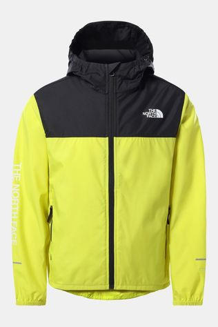 The North Face Reactor Wind Jas Kids Lichtgeel