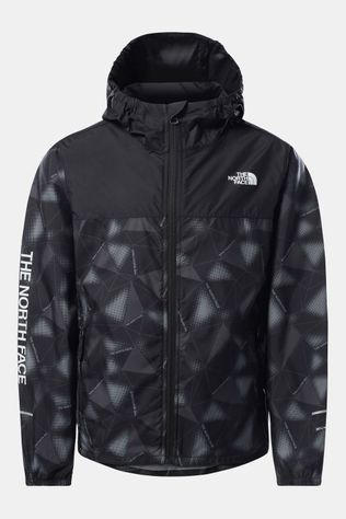 The North Face Reactor Wind Jas Kids Middengrijs