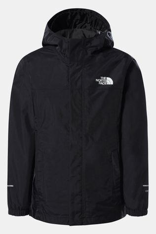The North Face Resolve Reflective Regenjas Kids Zwart