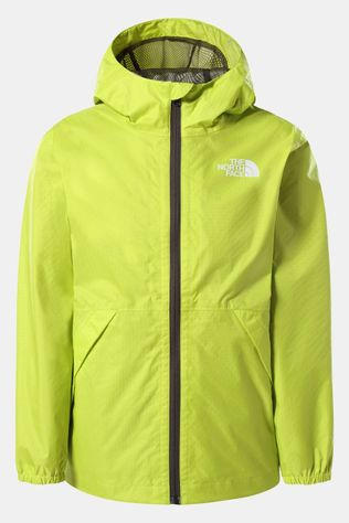 The North Face Zipline Rain Jacket Kids Lichtgeel