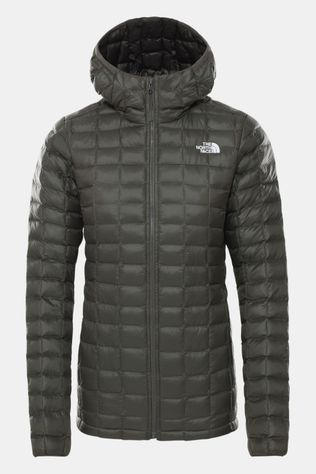 The North Face Thermoball Eco Hoodie voor dames Donkergroen