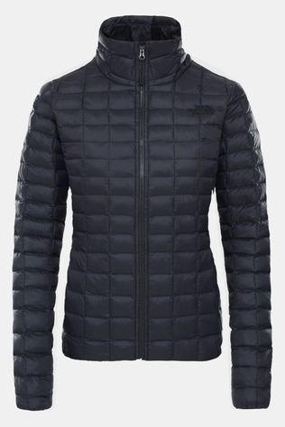 The North Face Thermoball Eco Jas voor dames Zwart/Donkergrijs