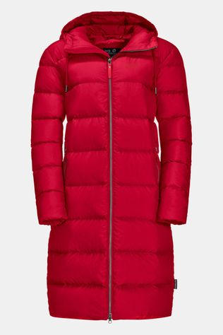 Jack Wolfskin Crystal Palace Jas Dames Middenrood