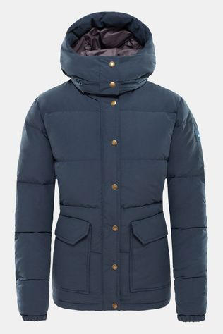 The North Face Down Sierra Jas Dames Marineblauw