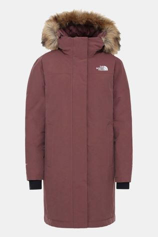 The North Face Arctic Parka Dames Aubergine