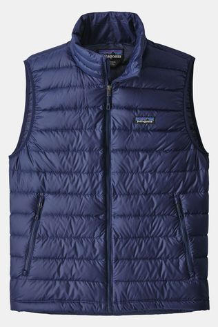 Patagonia Down Sweater Bodywarmer Marineblauw