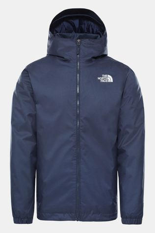 The North Face Quest Insulated Jas Marineblauw/Wit