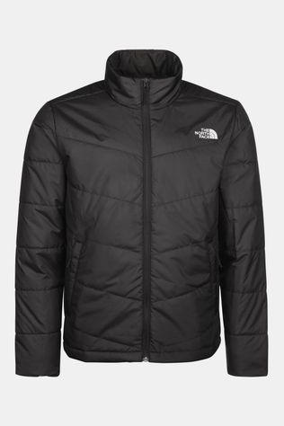The North Face Junction Insulated Jas Zwart