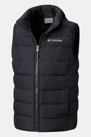 Columbia Powder Lite Puffer Bodywarmer Junior Zwart