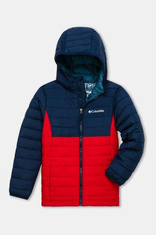 Powder Lite hooded Jas Junior