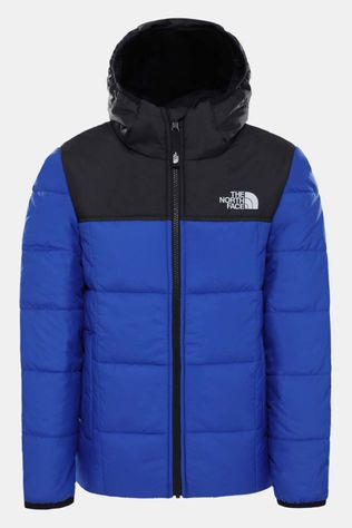 The North Face Omkeerbare Perrito Jas Junior Koningsblauw/Zwart