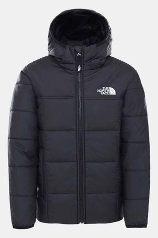 The North Face Omkeerbare Perrito Jas Junior Zwart