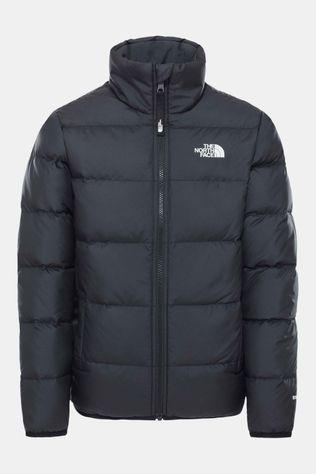 The North Face Omkeerbare Andes Donsjas Junior Zwart