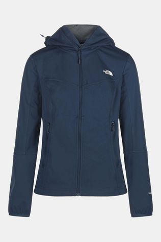 The North Face Hikesteller HD Softshell Jas Dames Indigoblauw