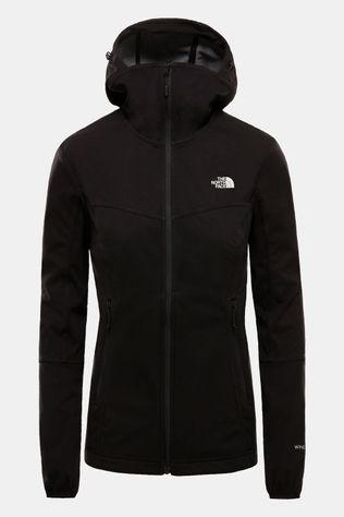 The North Face Hikesteller HD Softshell Jas Dames Zwart