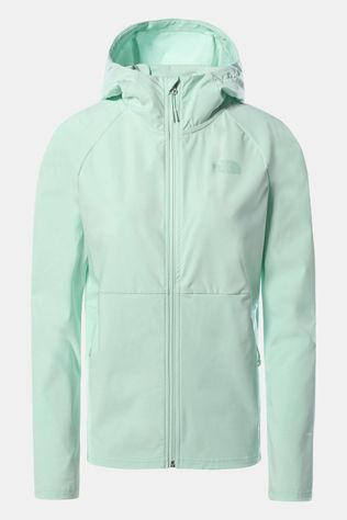 The North Face Apex Nimble HDE Softshell Dames Lichtgroen