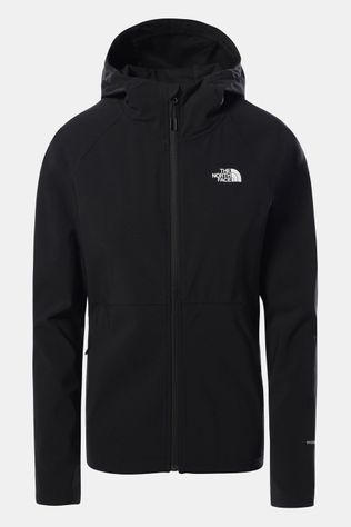 The North Face Apex Nimble HDE Softshell Dames Zwart