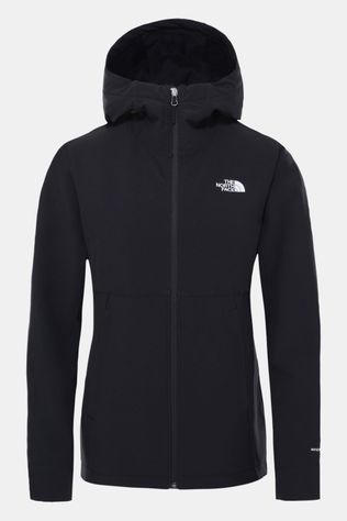 The North Face Shelbe Raschel Softshell Hoodie Dames Zwart