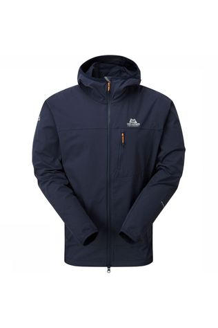 Mountain Equipment Echo Hooded Jas Donkerpaars