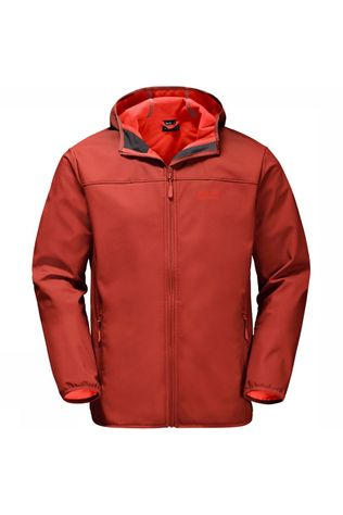Jack Wolfskin Northern Point Softshell Roest