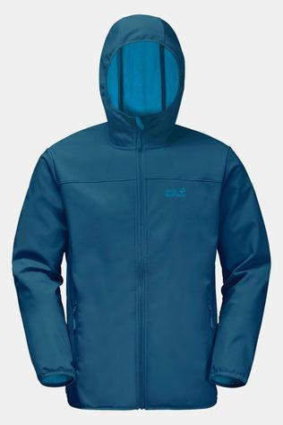 Jack Wolfskin Northern Point Softshell Middenblauw/Blauw