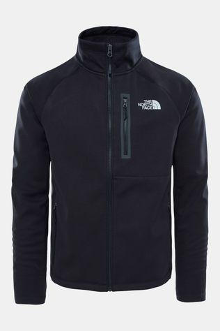 The North Face Canyonlands Softshell-Jas Zwart