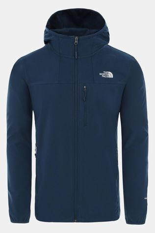 The North Face Nimble Hoodie Jas Indigoblauw