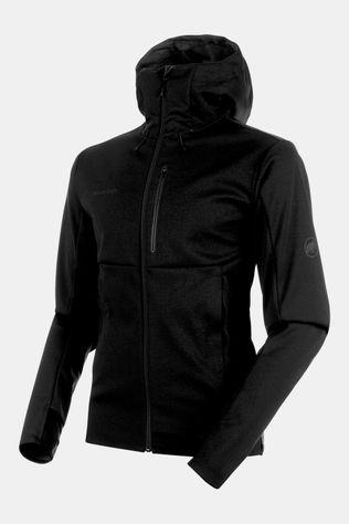 Mammut Ultimate V SO Hooded Jas Zwart