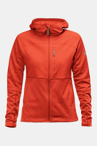 Fjällräven Abisko Trail Fleece Dames Oranje