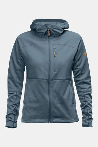 Fjällräven Abisko Trail Fleece Dames Middengrijs
