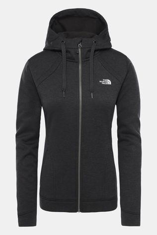 The North Face Kutum Full Zip Hoodie Vest Dames Zwart