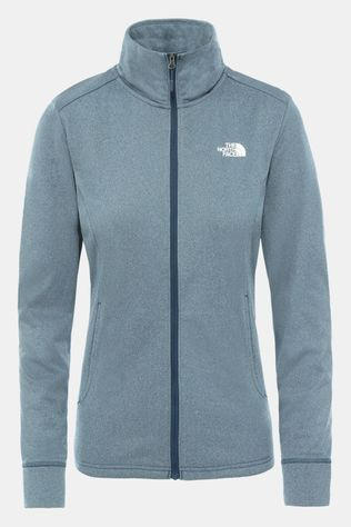 The North Face Quest Midlayer Jas Dames Indigoblauw/Wit