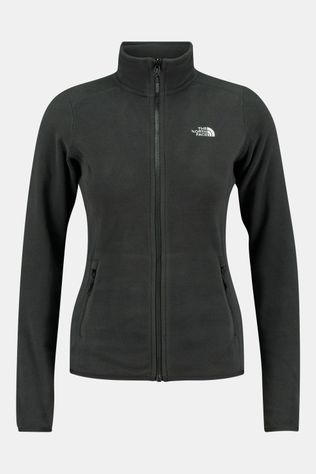 The North Face 100 Glacier Full Zip Vest Dames Zwart