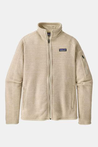 Patagonia Better Sweater Fleecevest Dames Gebroken Wit
