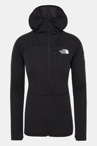 The North Face Summit L2 Power Grid LT Jas Dames Zwart