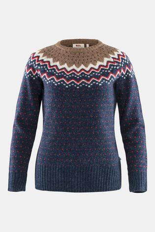 Fjällräven Övik Knit Sweater Merinotrui Dames | Gratis