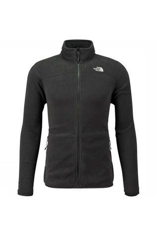 The North Face 100 Glacier Full Zip Vest Zwart
