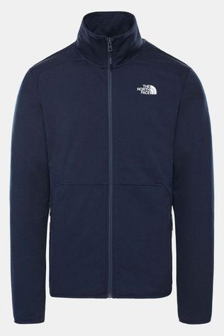 The North Face Quest FZ Fleecevest Marineblauw