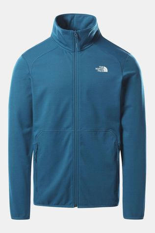 The North Face Quest FZ Fleecevest Petrol