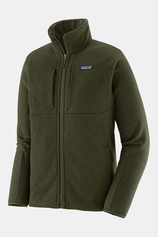 Patagonia Lightweight Better Sweater Fleecevest Donkerkaki