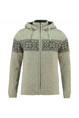 Knight Wool Hoody Fleecevest