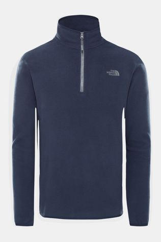 The North Face 100 Glacier 1/4 Zip Trui Marineblauw/Donkerblauw