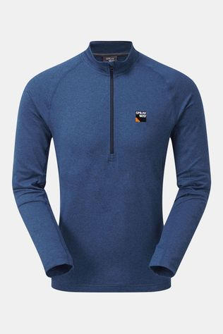 Sprayway Dako Half Zip Shirt Donkerblauw