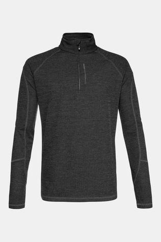 Protest Louisiana  20 1/4 Zip Pully Zwart