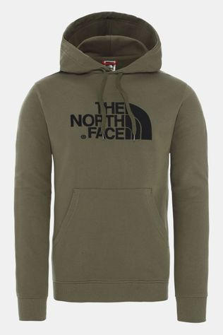 The North Face Pull Drew Peak Hoodie Middenkaki/Zwart