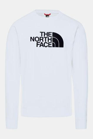 The North Face Drew Peak-sweater Trui Wit/Zwart